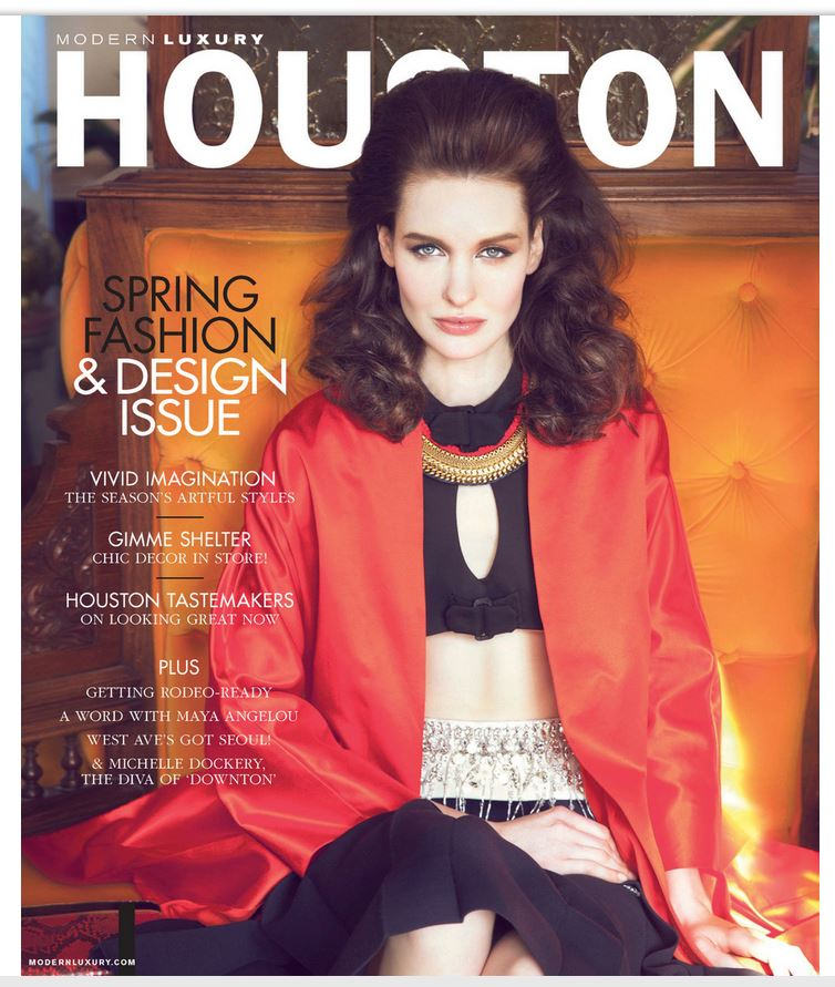 Magazine Adobe Photoshop Pdf Great Houston Home And Garden
