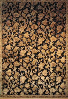 Hand Knotted Wool Rugs, 100% Hand Spun Wool Rugs